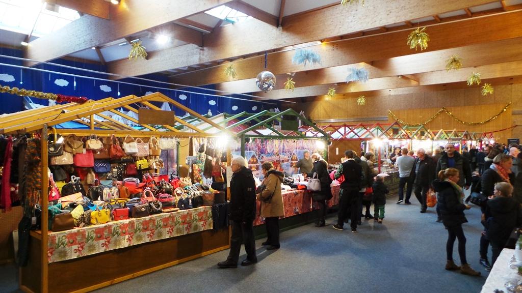 Le marché de Noël de Bonningues-lès-Calais