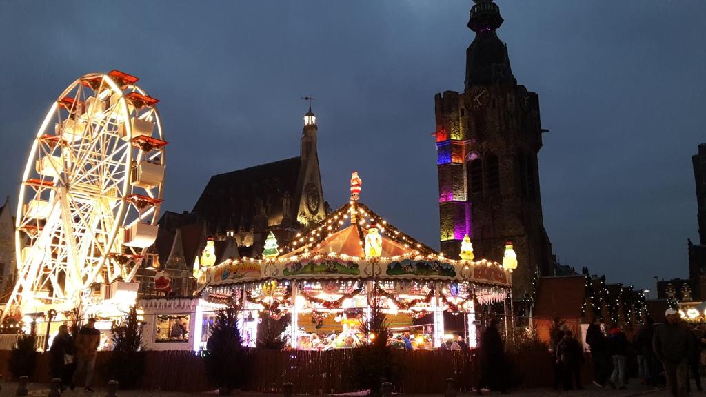 Le marché de Noël de Béthune