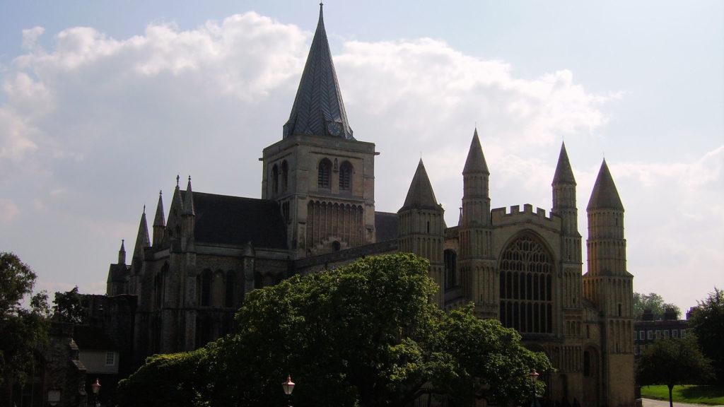 La cathédrale de Rochester