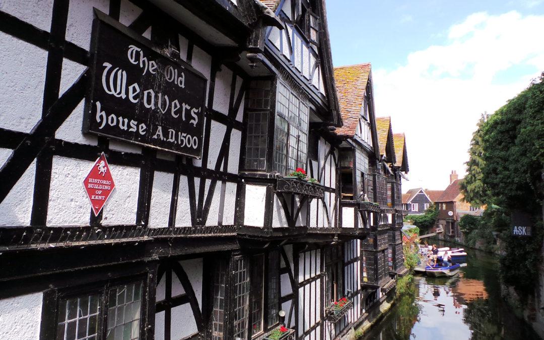 Journée à Canterbury