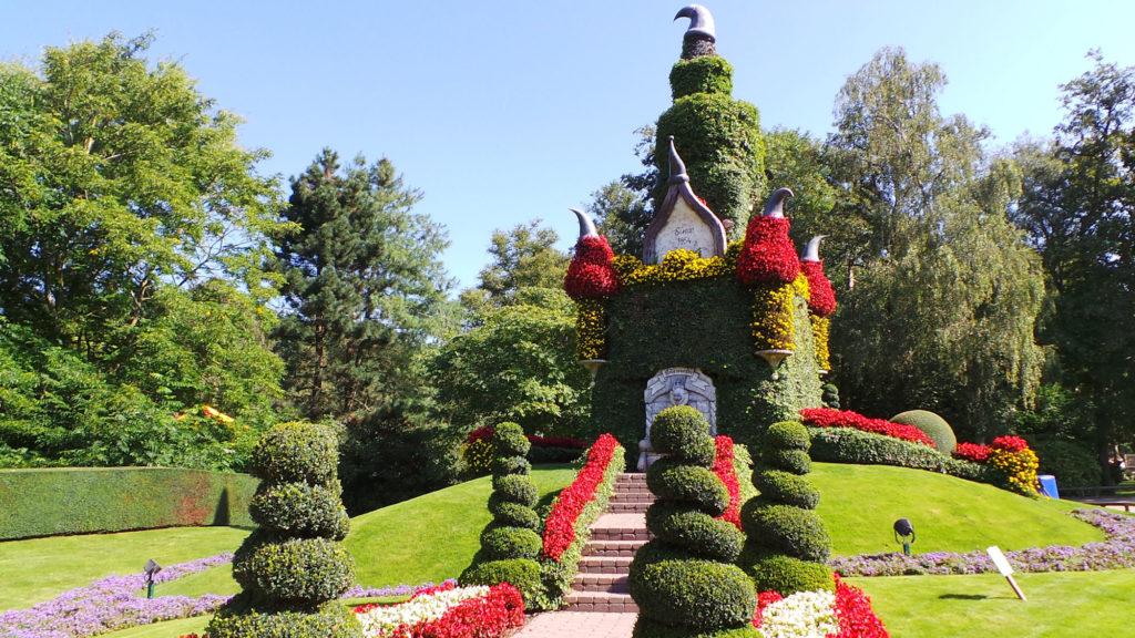 Bellewaerde parc d'attraction en Belgique