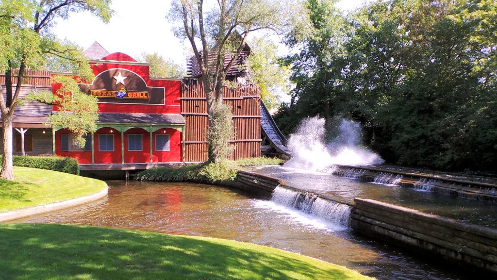 Bellewaerde River Splash