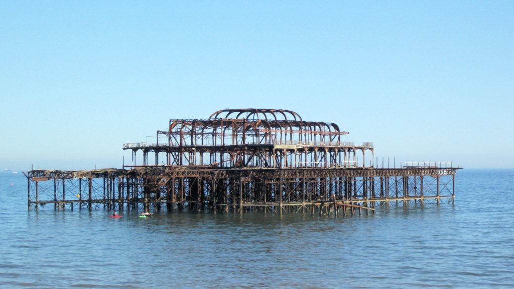 Brigthon West Pier