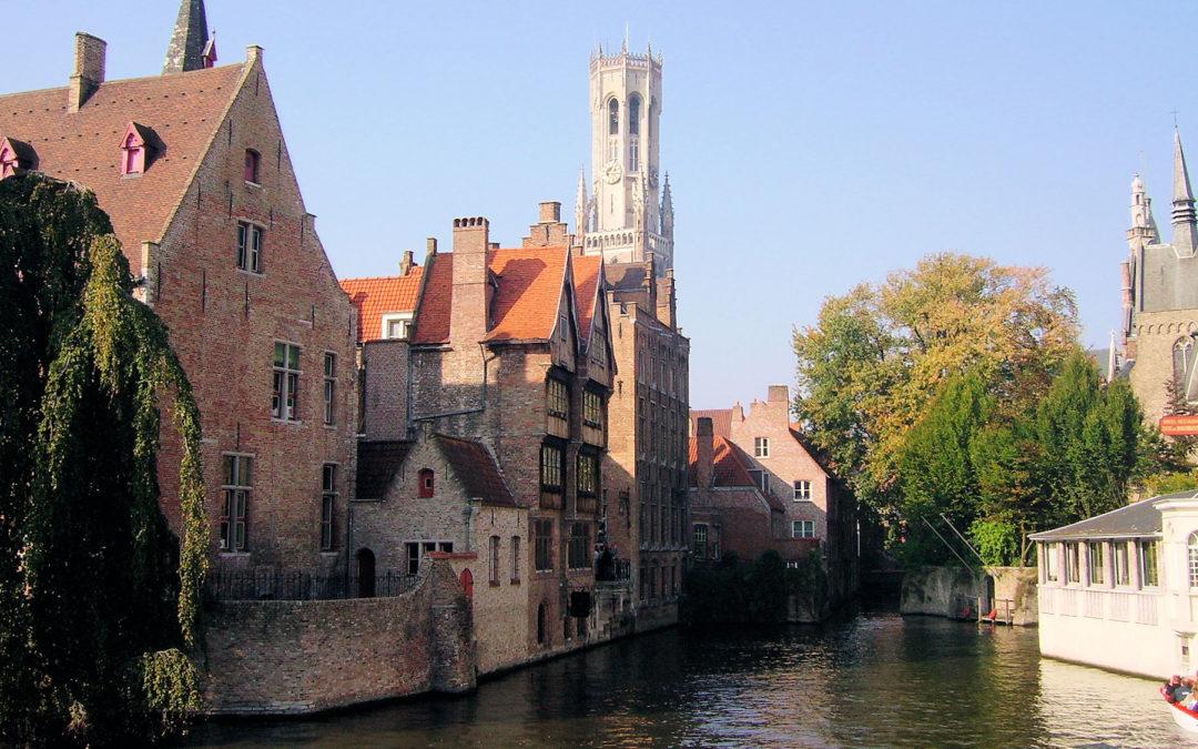 Bruges, la Venise du nord (1ère partie)
