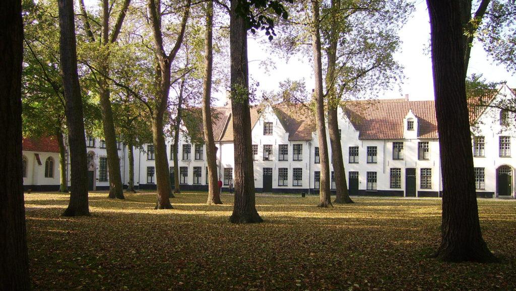 Le Béguinage Bruges