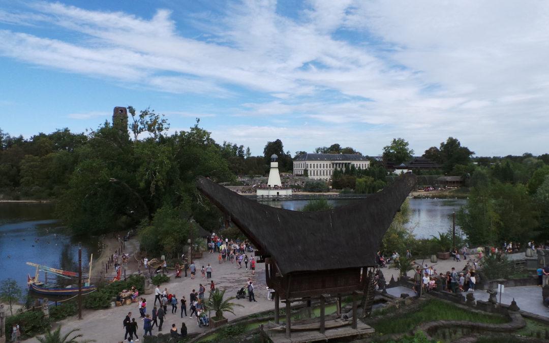 Pairi Daiza : un zoo, un parc animalier