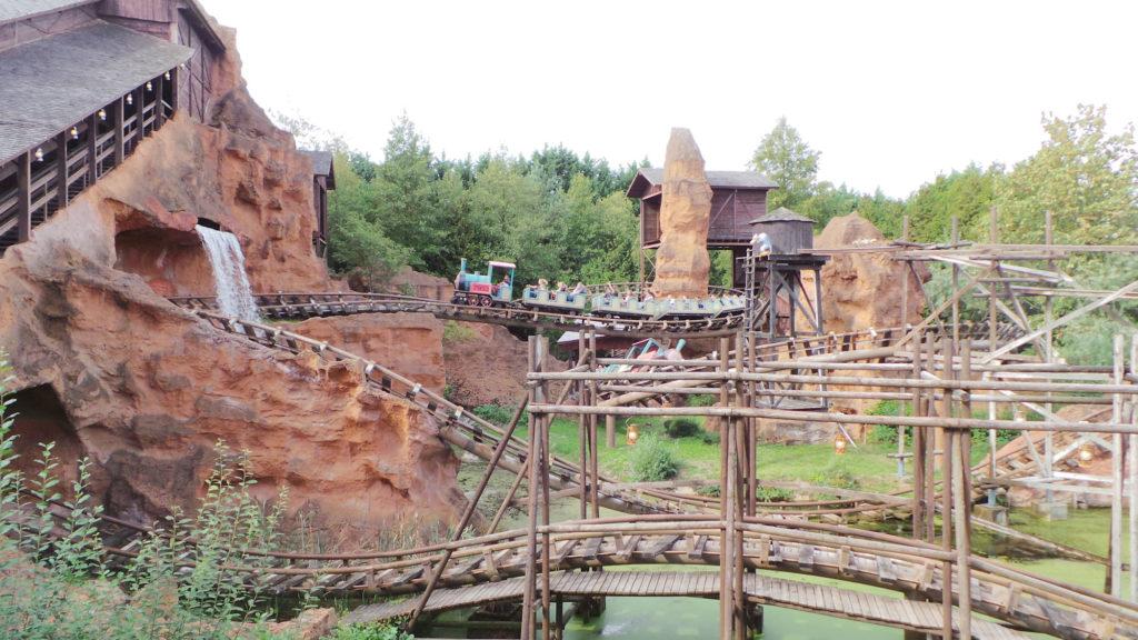 Walibi Belgique Calamity Mine