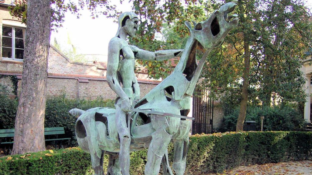 Les quatre cavaliers de l'apocalypse : la guerre