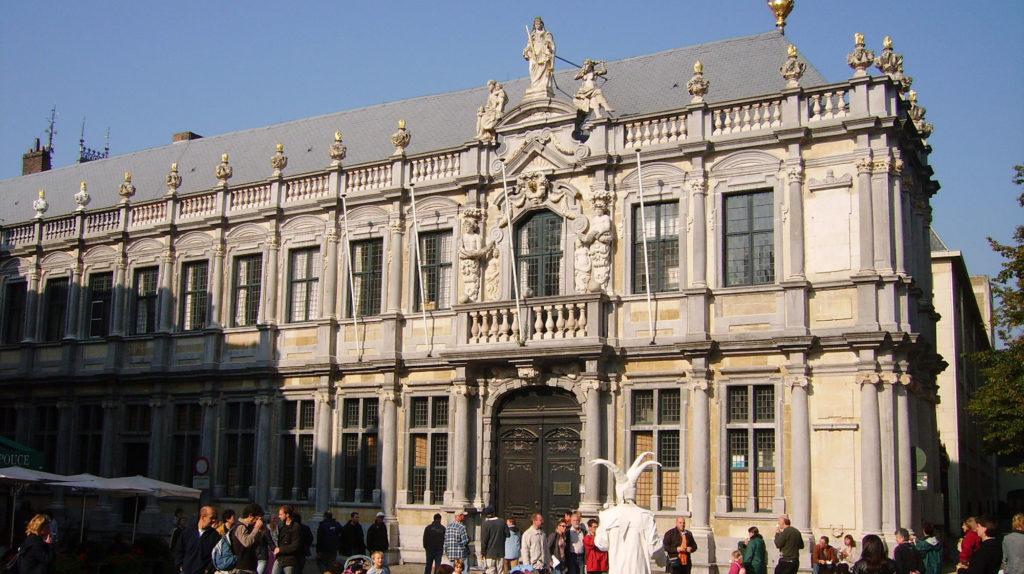 L'ancienne Prévôté de Bruges
