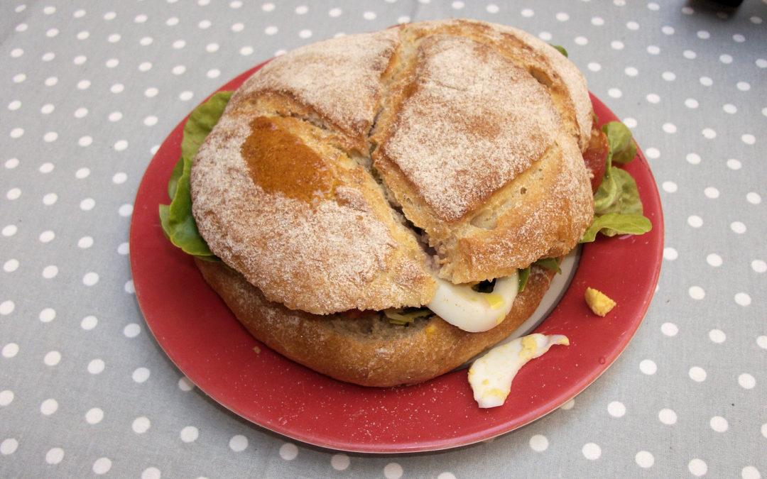 La recette du véritable pan bagnat