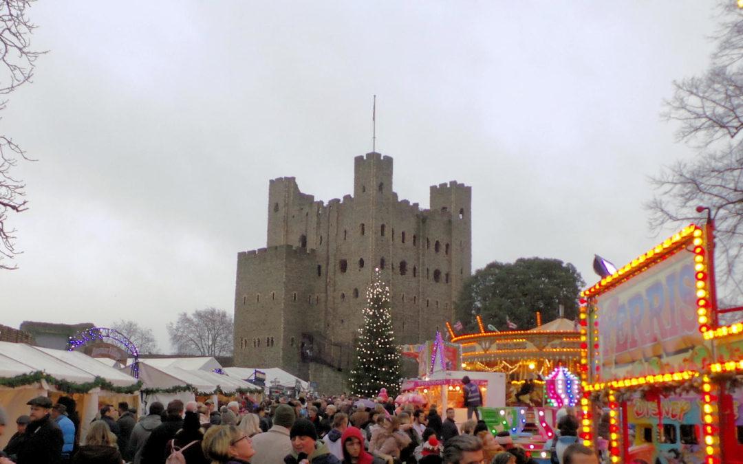 Le marché de Noël de Rochester