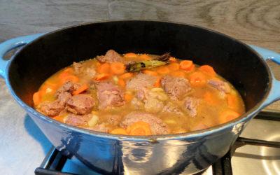 Le bœuf aux carottes de Maman