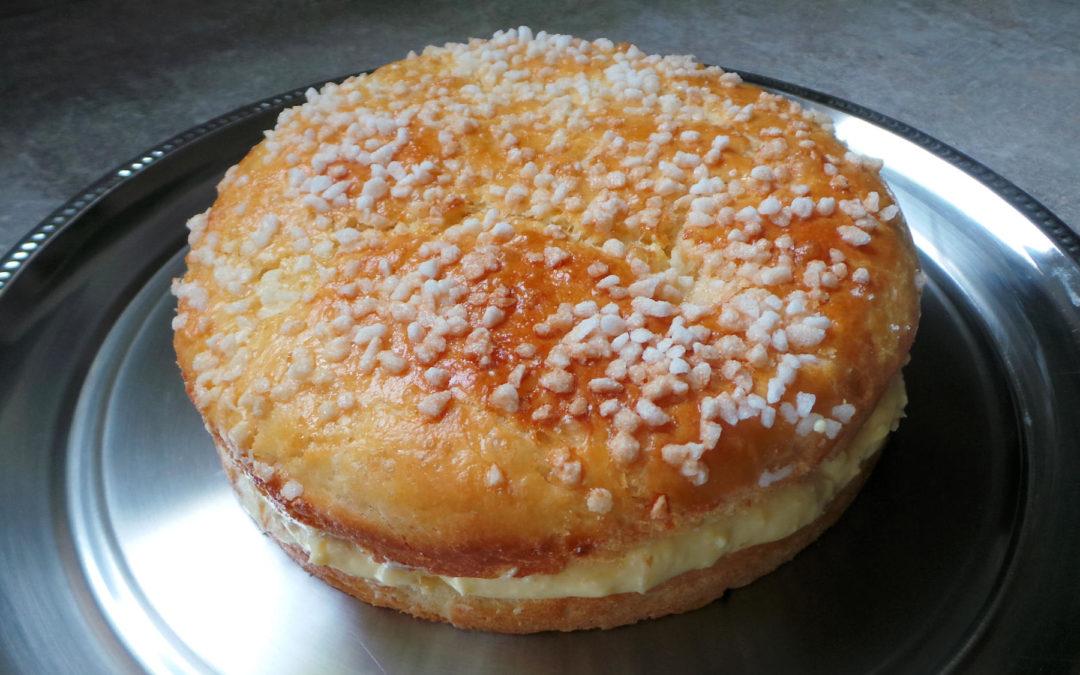 La véritable tarte Tropézienne d'Alexandre Micka