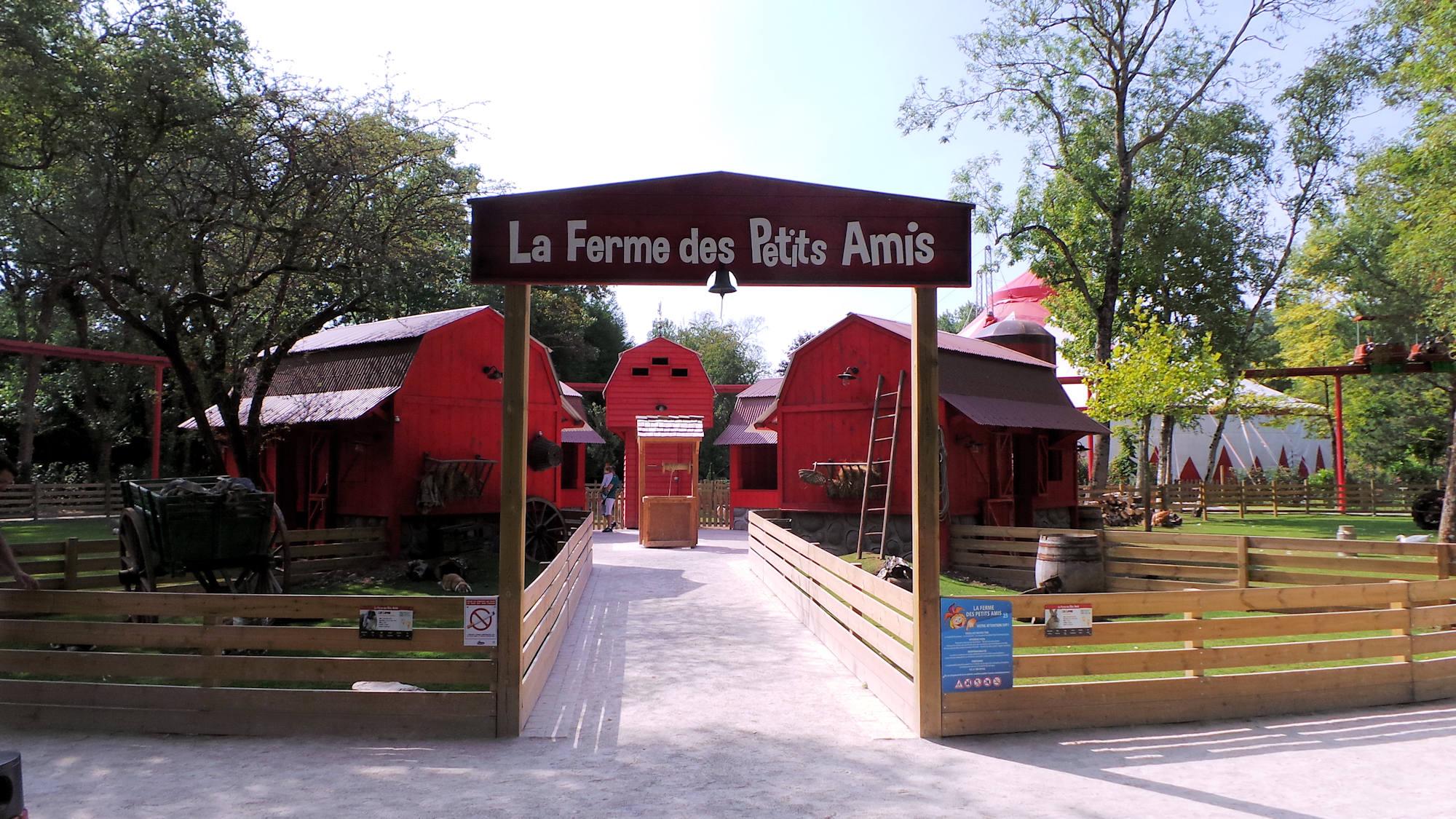 Parc Bagatelle La Ferme des Petits Amis