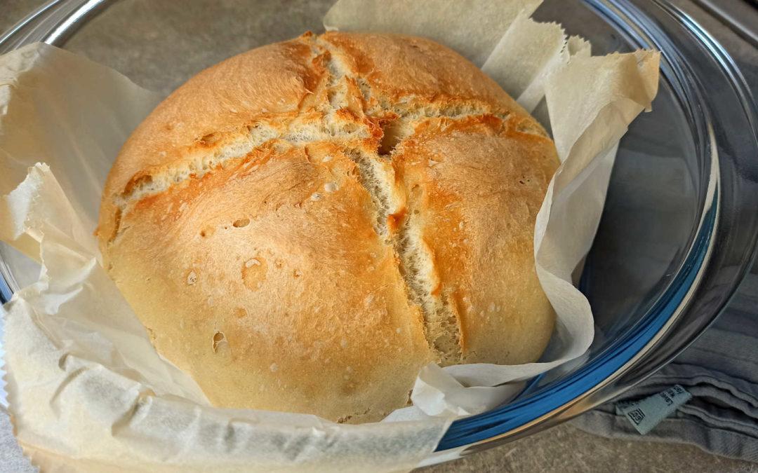 Le pain en cocotte fait maison