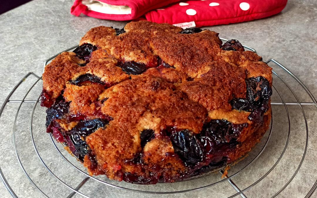 Original plum torte